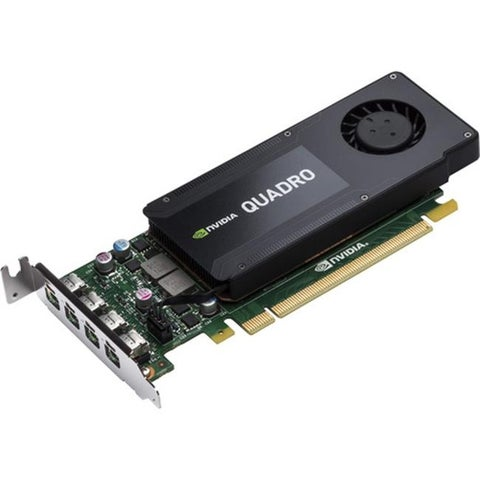 HP Commercial Specialty NVIDIA Quadro K1200 4 GB T & SFF Video Card