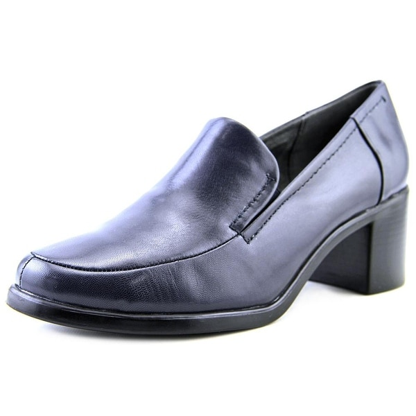 Aerosoles Heartthrob Women Round Toe Leather Blue Loafer
