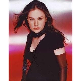 Sign Here Autographs 9033 Anna Paquin In-Person Autographed Photo