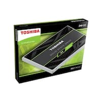 "Toshiba OCZ TR200 Series 2.5"" 240GB SATA 64-layer 3D BiCS FLASH Internal Solid State Drive (SSD) THN-TR20Z2400U8"