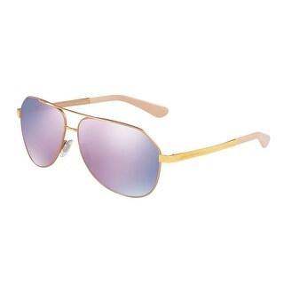Dolce & Gabbana Sicilian Taste DG2144 12945R 61 MM Sunglasses
