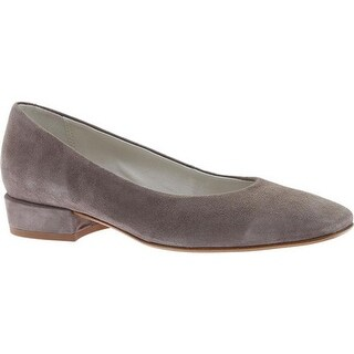 Kenneth Cole New York Women's Bayou Ballet Flat Taupe Suede
