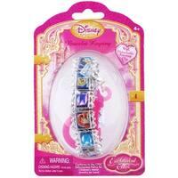 Disney Princess Silver Bracelet Key Ring - Multi