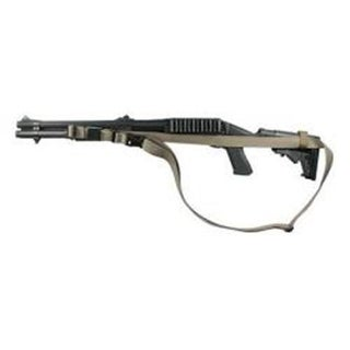 Specter Gear Mossberg 500 with M-4 Type Stock CST Sling Coyote