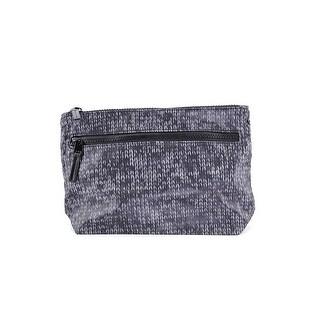 Shiraleah Colorado Women Nylon Gray Cosmetic Bag