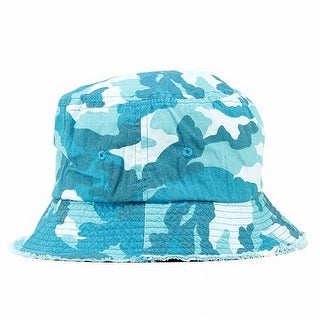 Peter Grimm Billie Distressed Camo Bucket Hat (2 options available)