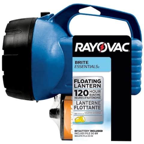 Rayovac BELN6V-BTLWA Brite Essentials LED Floating Lantern, 6 Volts