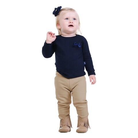 Pulla Bulla Baby Girl Leggings Infant Color Pants