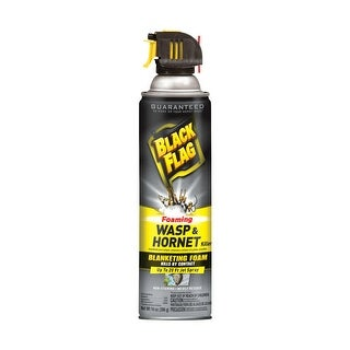 Black Flag HG-11089 Wasps and Hornets Killer Foam, 14 Oz