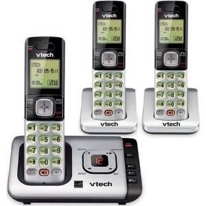 Vtech 3 Handset Cordless Telephone with Answer System