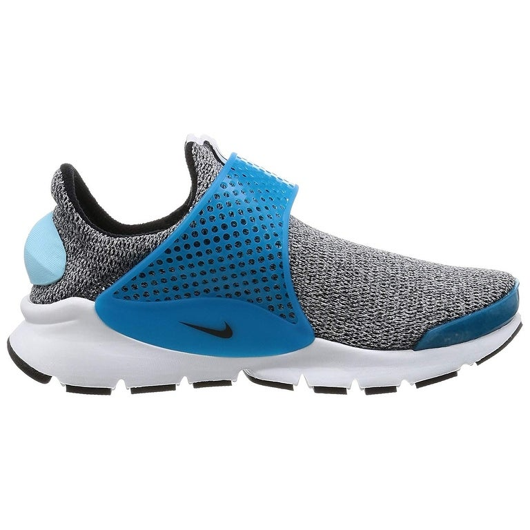 size 40 9075c bc1a1 Nike Womens Sock Dart Fabric Low Top Lace Up Running Sneaker