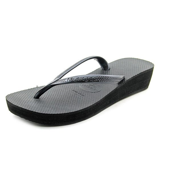 Havaianas High Light Women Open Toe Synthetic Flip Flop Sandal