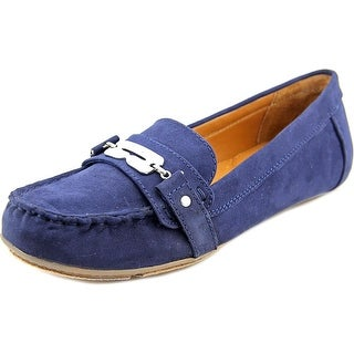 Unisa Rose Women Round Toe Canvas Loafer
