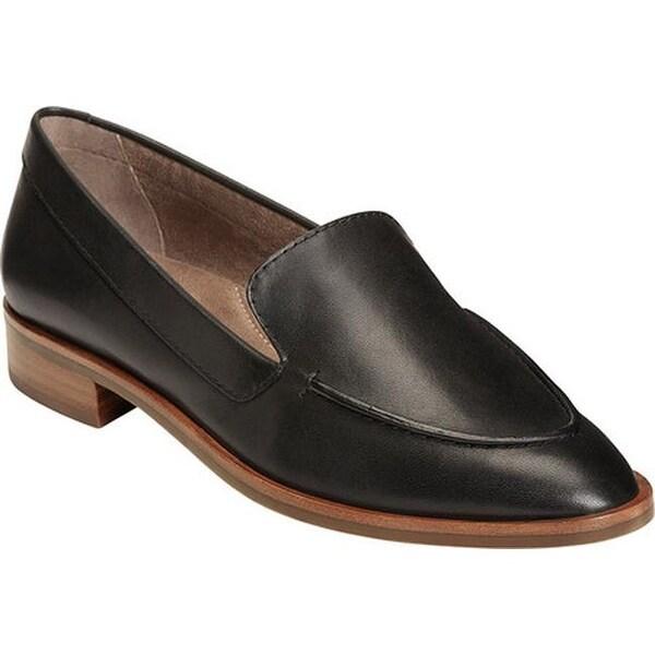 fc5027eaf73 Shop Aerosoles Women s East Side Loafer Black Leather - On Sale ...