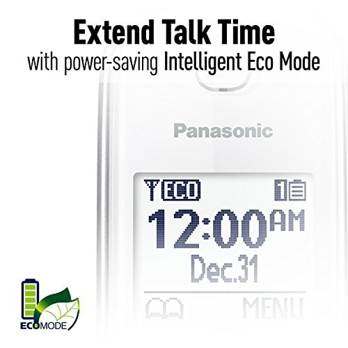 Panasonic Consumer Products - Kx-Tgd532w - Expandable Cordless Phone With Call Block And Answering Machine 2 Handsets