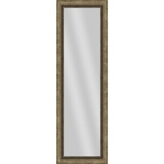 PTM Images 5-13695 53 Inch x 17 Inch Rectangular Unbeveled Framed Wall Mirror - N/A
