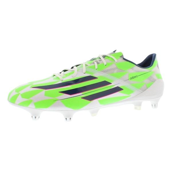 afd54a28d6d8 Shop Adidas F50 AdiZero Sg Soccer Men's Shoes - 12.5 - Free Shipping ...