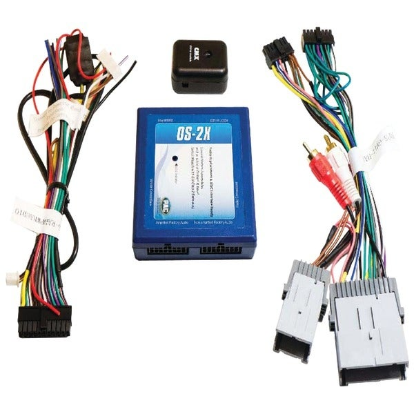 Pac Os-2X Onstar(R) Interface (Os-2X For Select Gm(R) Class Ii Vehicles With Or Without Bose(R) Sound System)
