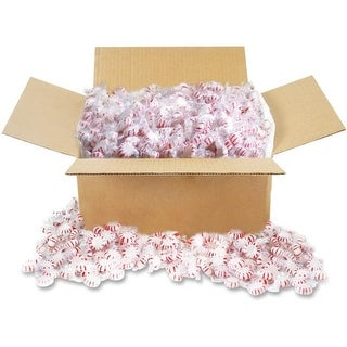 Office Snax OFX00602 Peppermint Hard Candy