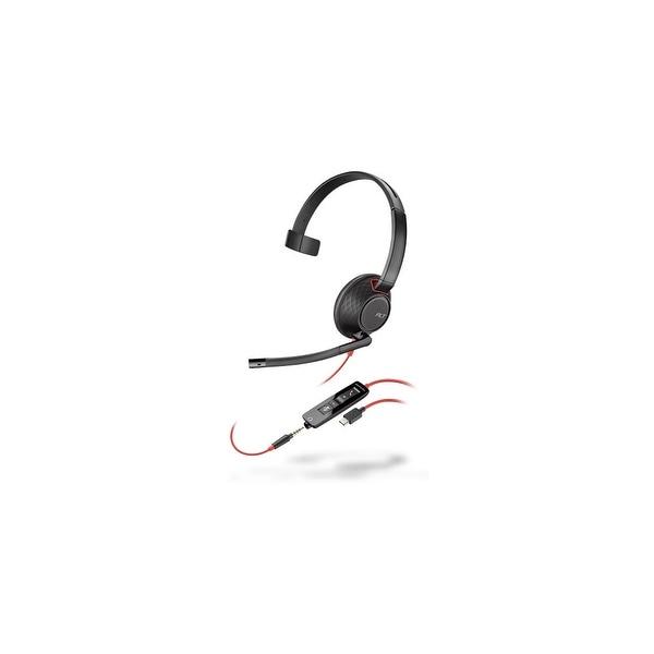 Blackwire 5210 Mono USB-C Corded USB Headset
