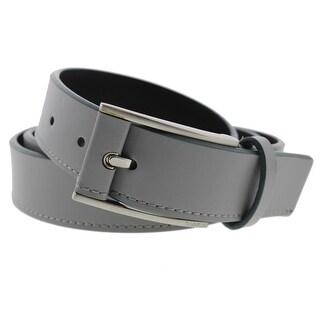 Calvin Klein Mens Leather Buckle Casual Belt - 42