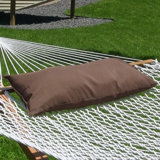 Sunnydaze Hammock Pillow - Multiple Color Options May Be Available