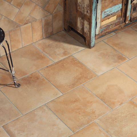 SomerTile 8.75x8.75-inch Suffolk East Porcelain Floor and Wall Tile