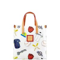 Dooney & Bourke MLB Vinyl Brewers Lunch Tote (Introduced by Dooney & Bourke at $58 in Feb 2014)
