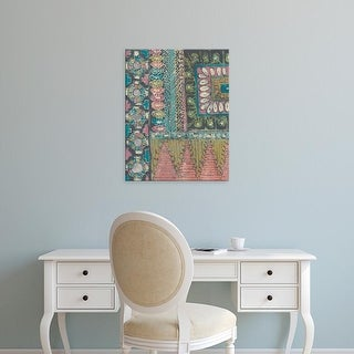 Easy Art Prints Chariklia Zarris's 'Bohemia I' Premium Canvas Art