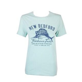 Polo Ralph Lauren Mint Green Graphic T-Shirt S