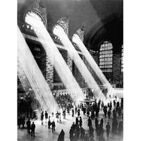''Grand Central Station'' by Photography Collection Kunst Graphics Art Print (31.5 x 23.5 in.)
