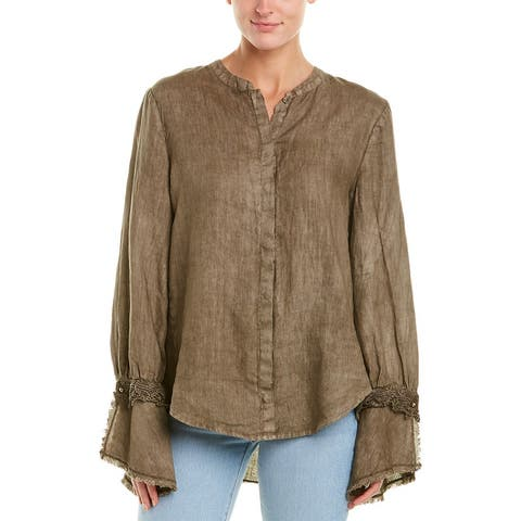 Xcvi Linen Shirt