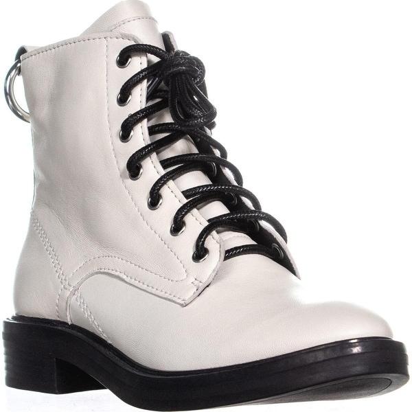 Dolce Vita Bardot Flat Combat Boots