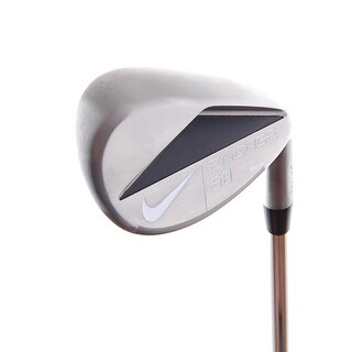 New Nike Engage Square Sole 58* Wedge RH w/ Dynamic Gold Steel Shaft