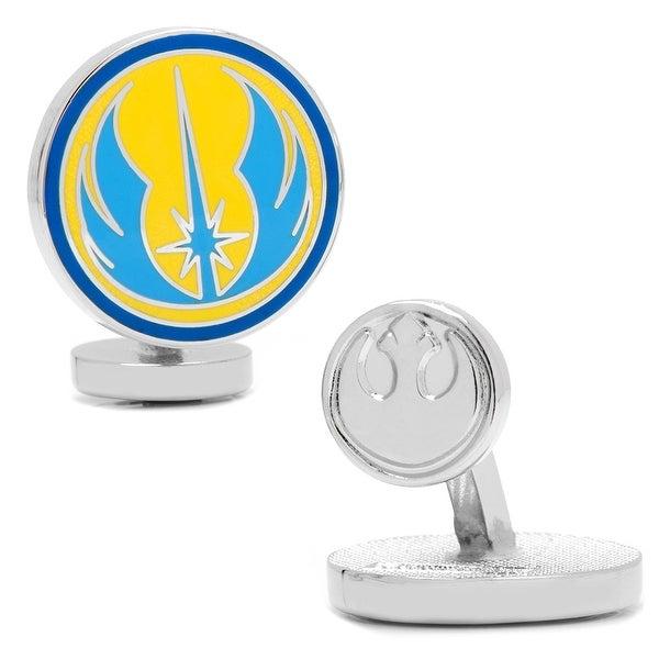 Jedi Symbol Cufflinks