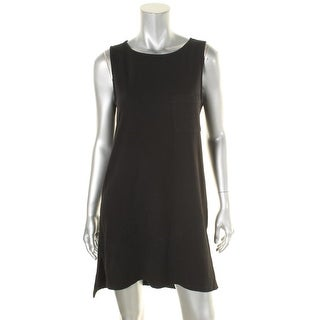 Sundry Womens Juniors Casual Dress Cotton Tank