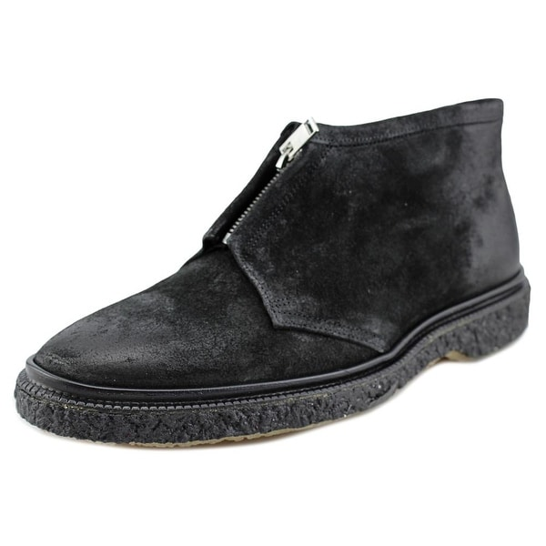 Adiev Type 3 Apron Toe Suede Chukka Boot