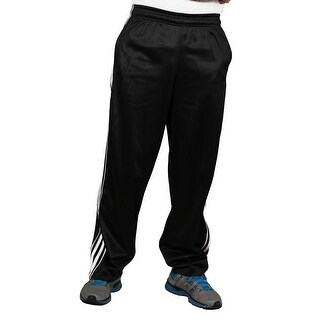 Brooklyn Xpress Men's Tricot Track Pant (Option: Grey)