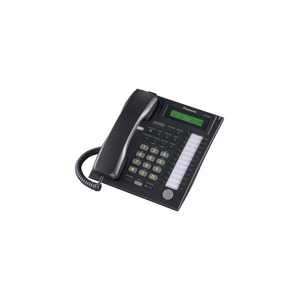 Panasonic KX-T7731B Speakerphone Telephone With LCD