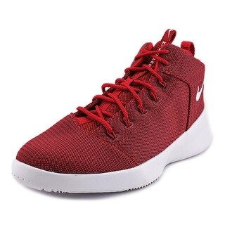 Nike Hyperfr3sh Round Toe Canvas Basketball Shoe