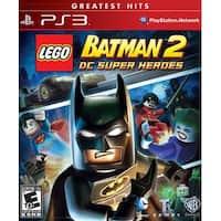 LEGO Batman 2 DC Super Heroes - PlayStation 3