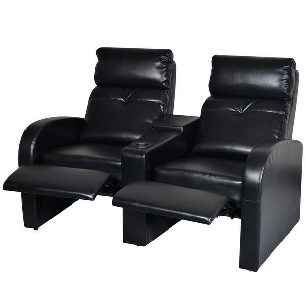 Vidaxl 2 Seater Home Theater