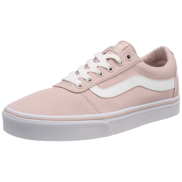 ab98b082c8 Shop Vans Women S Ward Canvas Low-Top Sneakers