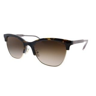 Link to Coach L1113 HC 8277 512013 Womens Dark Tortoise Frame Brown Gradient Lens Sunglasses Similar Items in Women's Sunglasses