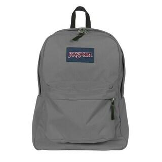 Jansport Superbreak Backpack (Forge Grey) - forge grey