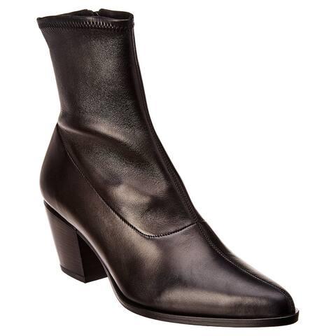Vince Hayek Leather Bootie