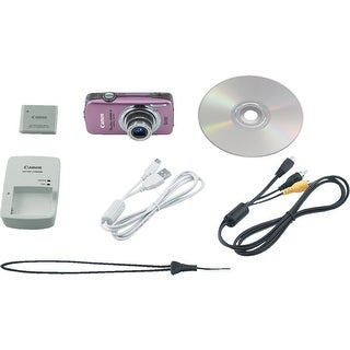 Canon PowerShot SD980 IS Digital Camera (Purple)