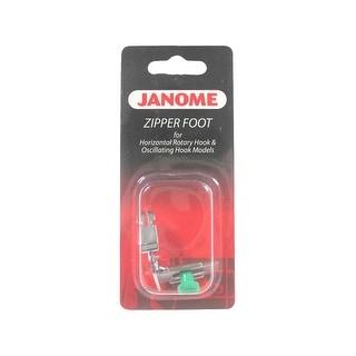 Janome Front-Load - Narrow Base Zipper Foot