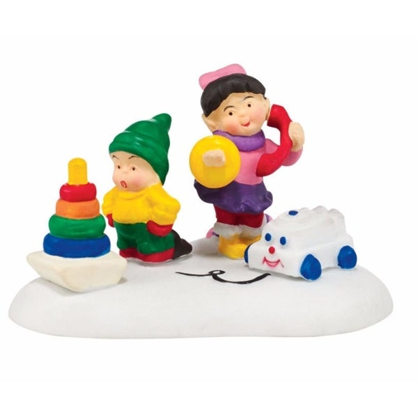 "Department 56 North Pole Series ""Fisher-Price Toys"" Figurine #4036557"