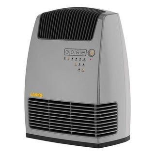 Lasko CC13251 Electronic Heater With Warm Air Motion Technology, 1500 Watts